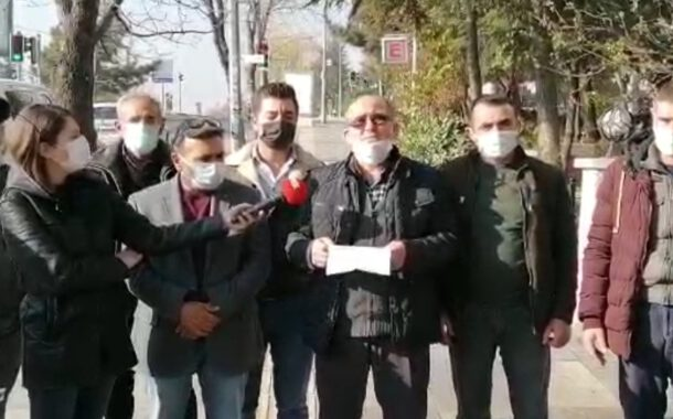 Tarım Kredi Mağdurları Ankara'da Buluştu