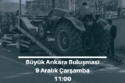 Tarım Kredi Mağdurları: Ankara'da buluşalım
