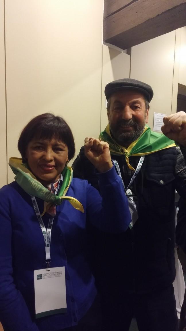 Nardi Suxo Iturry: Gıda Egemenliği Şimdi!