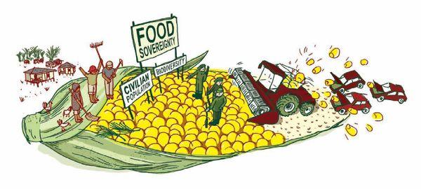 Gıda Egemenliği: bir örgütlenme kavramı / Umut Kocagöz