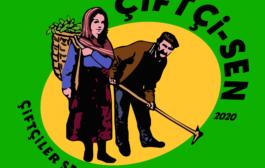 Çiftçi-Sen örgütlenmesini mücadelesine uygun hale getiriyor