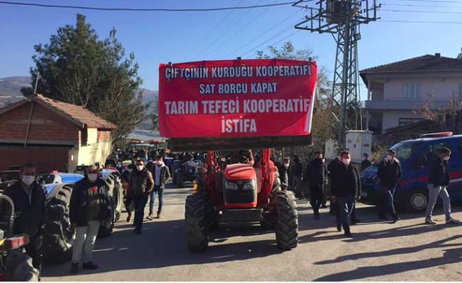 Tarım tefeci kooperatif istifa: Amasya Kızılca köyünden Ömer Sarı ile konuştuk