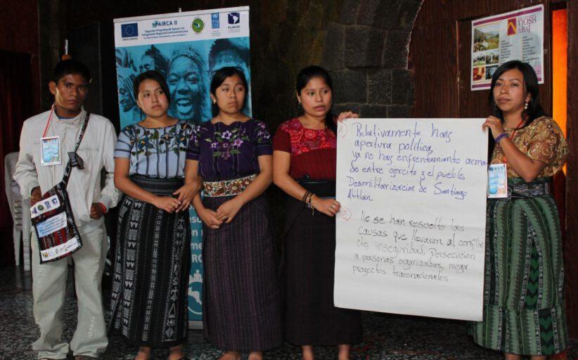 Atalarımızın Yöntemlerini Sürdürmek: Yerli Kadınlar Gıda Egemenliğine Çözüm Arıyor  /  Jessie Cherofsky