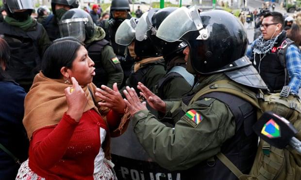 Evo Morales'e karşı darbe benim gibi yerli halk için ne anlama geliyor?/Nick Estes