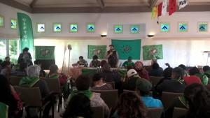 """Abdullah Aysu: """"Yaşasın yerel Mücadele Küresel Zafer"""""""