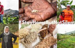 Pandemi Günlerinde Çiftçiler Halkı Beslemek için Birarada #EvdeKalınSessizKalmayın