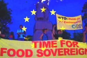 Avrupa'da gıda egemenliği için ilk adım