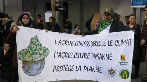La Via Campesina COP22'de