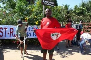 Brezilyalı topraksızların liderlerinden Cícero Guedes öldürüldü