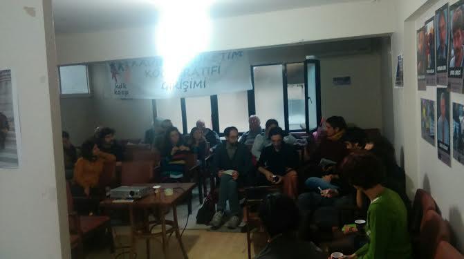 Kadıköy Tüketim Kooperatifi Girişimi Değerlendirme Forumu Yaptı
