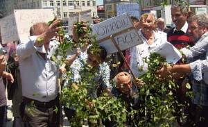Yeşil dünyamız çay sokakta kurtulacak