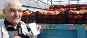 Antalya'da 'Gazap Üzümleri' zamanı!