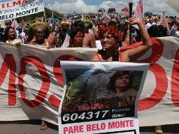 """Brezilya'da mahkeme Amazon'da baraj yapımına """"devam"""" dedi"""