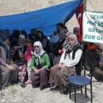 Artvin'de Köylülerin Maden Yolu Eylemi