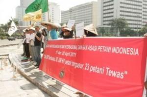 Endonezya'da 17 Nisan