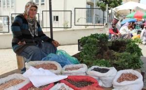 Köylülerin pazarda satış yapmasına yasak