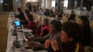 Çiftçi-Sen, FAO toplantısında çiftçilerin sorunlarını ve taleplerini dile getirdi