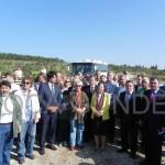 Fransa'da direnişçiler baraj inşaatına karşı