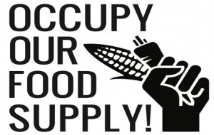 Gıda tedarik ağımızı işgal edelim!