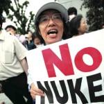 Japonyalar'dan, nükleer ayaklanma...
