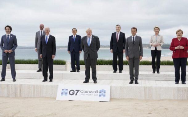 G7'ye ekopolitik bakış / Özge Güneş