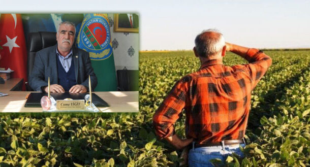 """Yiğit ; """"Gaziantep çiftçisinin yüzde 80'i bankalara borçlu, borçsuz çiftçi çok az"""""""