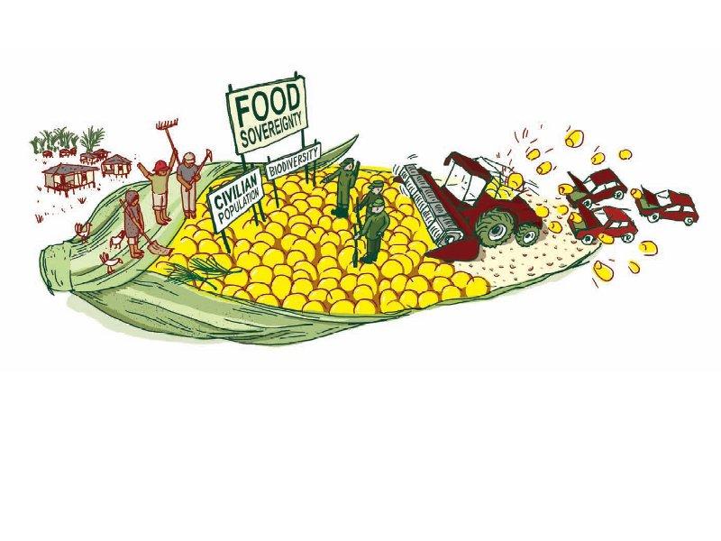 Gıda Egemenliği ve Tarım Politikaları - Çare Sizsiniz