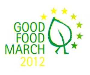 İyi gıda, iyi tarım, Brüksel'e yürüyoruz