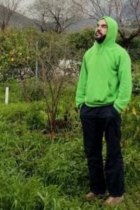 """Hakan Ozan Erzincanlı: """"Organik Ötesi Tarım, insanın doğaya hakim olduğunun bir yanılsama olduğunu vurguluyor"""""""