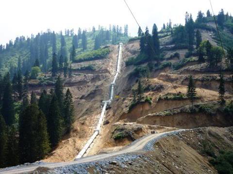 Ormanlarımız ve sularımız DSİ kanunu ile talana açılıyor