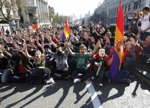 İspanya'da genel grev
