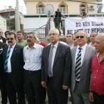İzmir Kavacık'ta altın madeni tepkisi