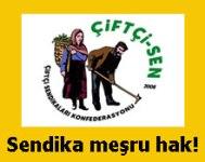 Via Campesina Avrupa Koordinasyonu, Çiftçi-Sen'i destekliyor
