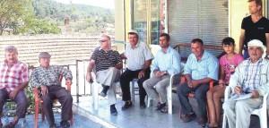 Yağcılar Köyü taşocağına karşı