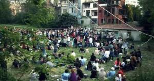 Kuzguncuk halkı kazandı: Bostan imara açılmayacak