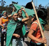 Via Campesina Uluslararası Kadınlar Komitesi Deklarasyonu