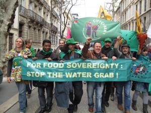 Su sorunu ile Gıda Egemenliği birbirinden ayrılamaz