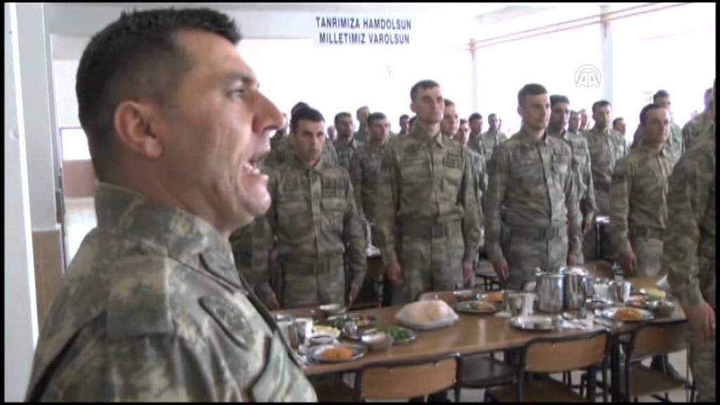 El konulan GDO'lu pirinçler askerlere yedirilmiş