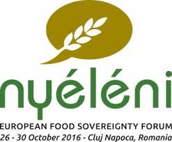 Gıda egemenliği forumu -1- Nyeleni Avrupa Hareketi