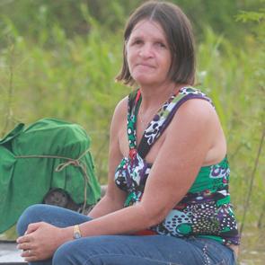 Nicinha ve Brezilya Amazon nehri toplulukları için Adalet