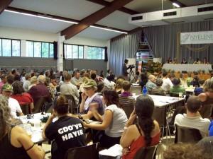 Nyeleni 2011  Avrupa Gıda Egemenliği Forumu - 1.Gün