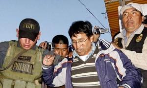 Peru'da madene direnenlere tutuklama terörü