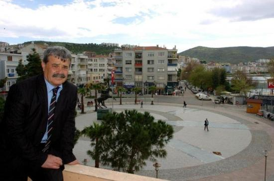 Osman Özgüven'e destek ziyareti