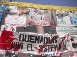 15-M HAREKETİ: Biz sistem karşıtı değiliz, asıl sistemin kendisi toplum karşıtı/ASLI ÖCAL