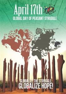 Boğaziçi Üniversitesi'nde 17 Nisan Uluslararası Çiftçi Mücade Günü etkinliği