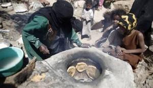 12 milyon insan açlıktan ölümle karşı karşıya
