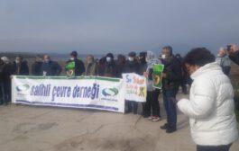 Marmara Gölü kurumasın