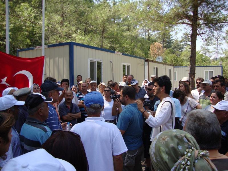 Çiftçiler bir  kavga neferini yitirdi: Ahmet İnci'yi kaybettik