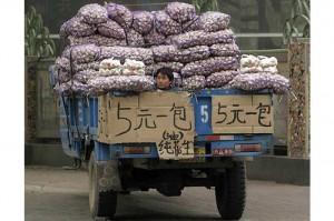 Üretici Çin sarımsağından şikayetçi