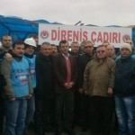 Soma'da köylüler, işçiler bir araya geldi: AKP'liler yalan söylüyor!